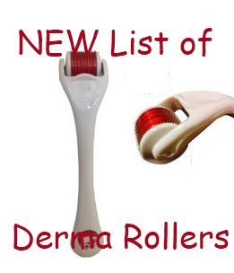 Best Derma Roller For Micro Needling Skin Care