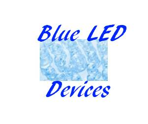 Blue LED Light Therapy for skin devices