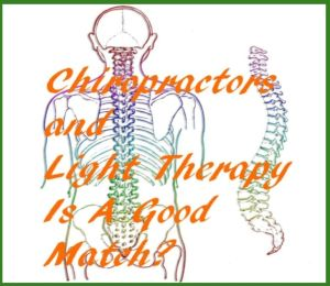 LED Light Therapy and Chiropractors