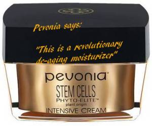 Pevonia Stem Cells Phyto-Elite Skin Anti-aging Cream, Serum, Cleanser