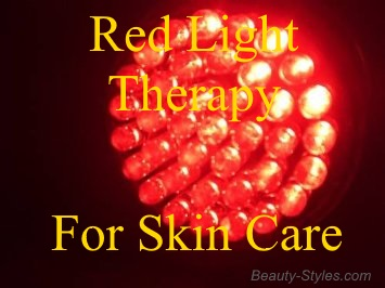 Red Light Therapy For Skin Rejuvenation, Facial Aging, Fine Lines and Wrinkles