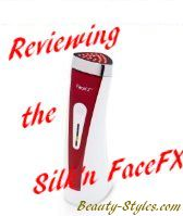 Silk'n SN-001 Facefx anti-aging led handheld facial device