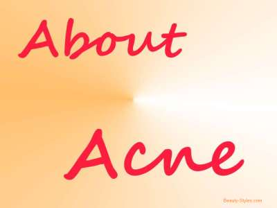 About   Acne and Treatments