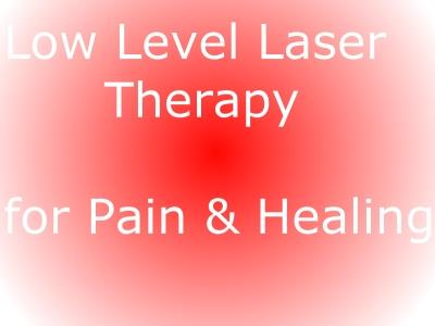 Cold Laser Therapy Device for Professionals and Home use