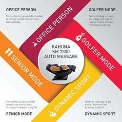 Automatic Massage Chair Programs