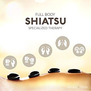 Shiatsu Massage Chair Therapy