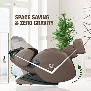 Space-saving Zero gravity